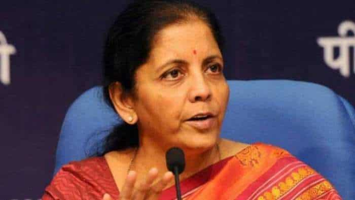 Finance Minister Nirmala Sitharaman points at investment opportunities in India to US investors
