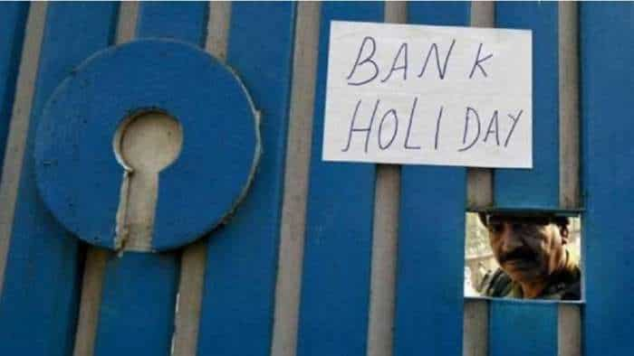 Bank HOLIDAYS: Banks will remain CLOSED on THESE four days THIS week - Check FULL LIST here