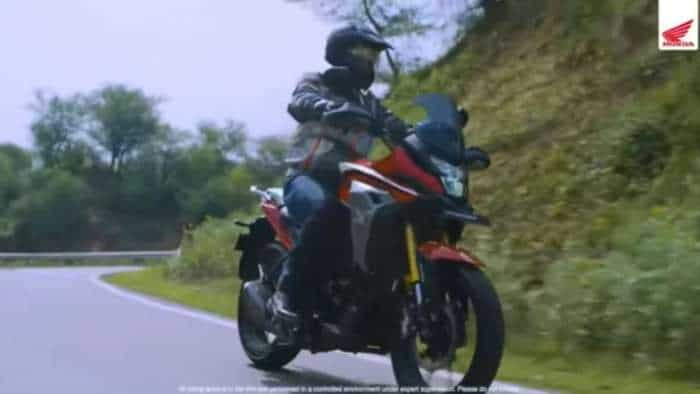 Honda CB200X Adventure Bike: Priced at Rs 1.44 lakh, company offers 6-year warranty;  check colours, engine and top features of this premium motorcycle