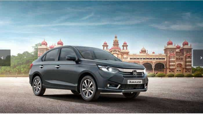 New Honda Amaze 2021 comes with UNLIMITED warranty: Check price, variant, exterior, interior, engine, other features