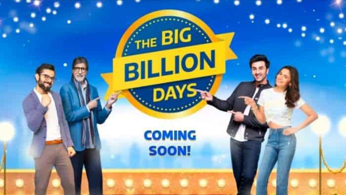 Flipkart Big Billion Days Sale 2021: Massive DISCOUNT! Check products on sale, offers and more