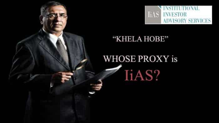 Questions raised over emails of IiAS' Amit Tandon; who's 'PROXY' is IiAS