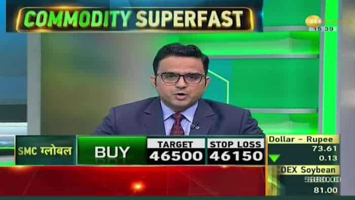 Commodity Superfast: Silver crosses 60,300 on MCX; Gold above 46,300