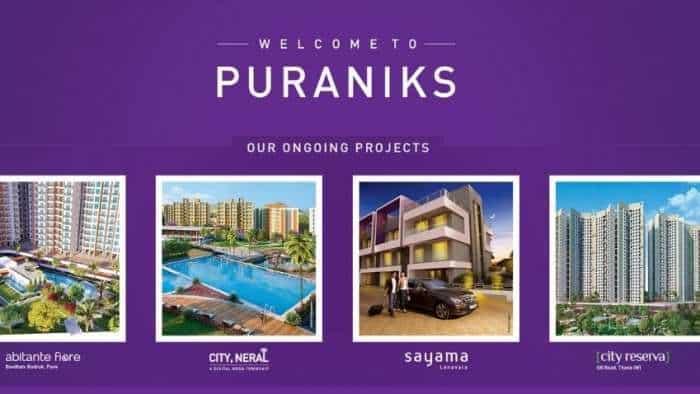 Puranik Builders IPO: Real estate developer files draft papers with Sebi again to raise funds