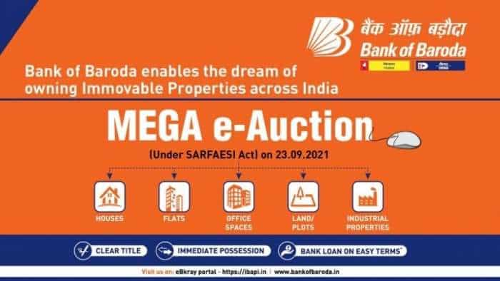 BoB e-auction: Bank of Baroda mega e-auction today; know where and how to participate, benefits and more