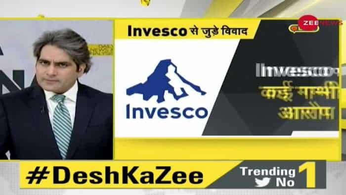 Desh Ka Zee: List of controversies related to Invesco, creating hurdles in ZEEL-Sony Merger deal
