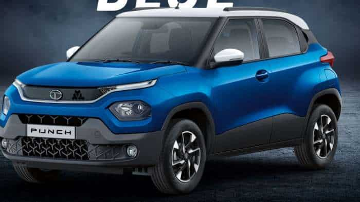 Tata PUNCH launched at Rs 5.49 lakh onwards; Check price list, features, safety rating, variants, colours and other details here