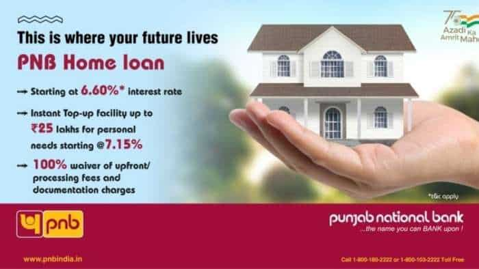 PNB announces these offers on home loans - Check details here