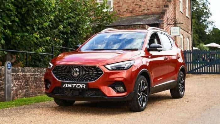 Gone in less than 20 minutes! 5000 units of MG Astor sold out; Check pictures, price, engine, features, other specifications