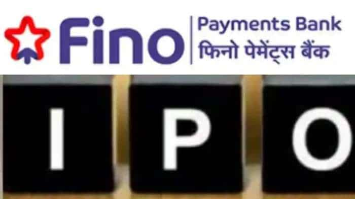 Fino Payments Bank IPO opens on 29 October for subscription - Five things to know