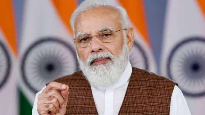 Prime Minister Narendra Modi meets Indian Covid vaccine manufacturers on 100-cr jabs milestone