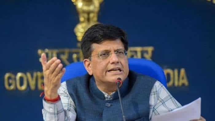 Textile Minister Piyush Goyal calls for reducing import dependence of India's textile machinery segment