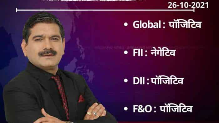 Anil Singhvi's Strategy October 26: Day support zone on Nifty is 17,950-18,125 & Bank Nifty is 40,500-40,600