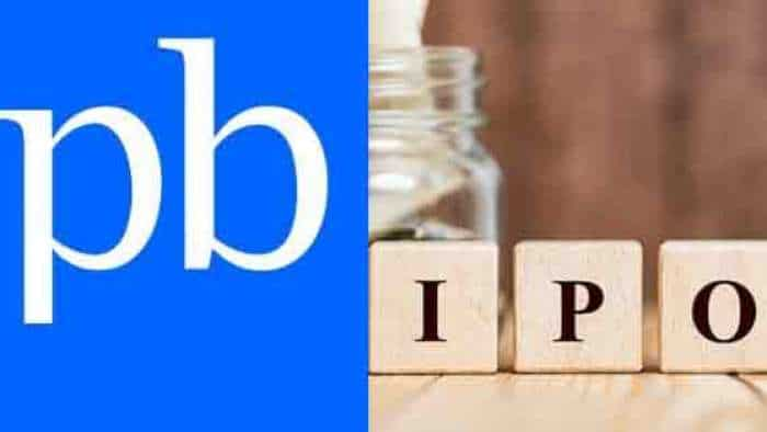 Policybazaar IPO to open on November 1 - Check details here