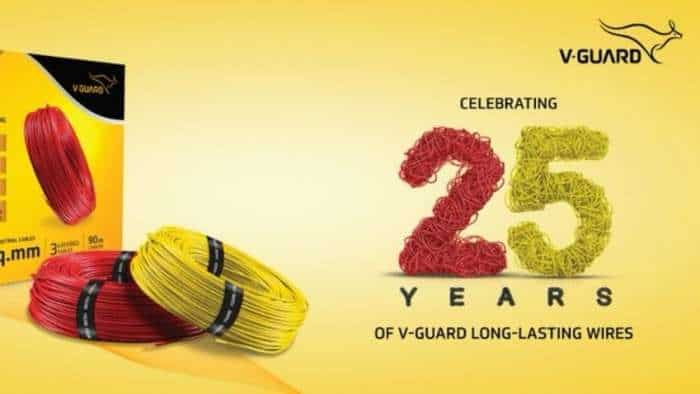 V-Guard Q2 net profit up 15% at Rs 59.4 crore; sales rise 46% to Rs 907 crore