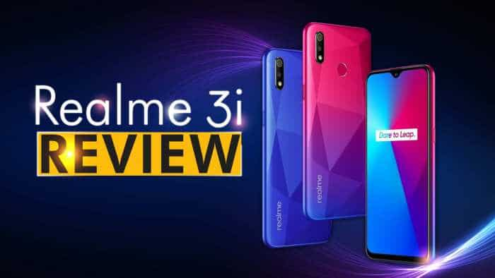 Realme 3i review: Most stylish budget smartphone in India?