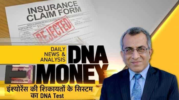 DNA Money: Analysis on system of insurance related complaints