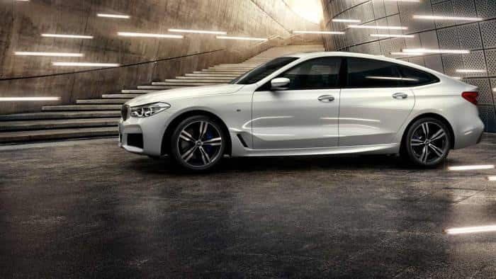 BMW 6 Series Gran Turismo priced in India at Rs 58.90 lakh on launch