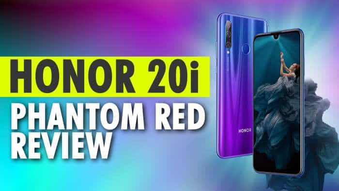 Honor 20i Phantom Red unboxing and review: Best smartphone under Rs 15,000?