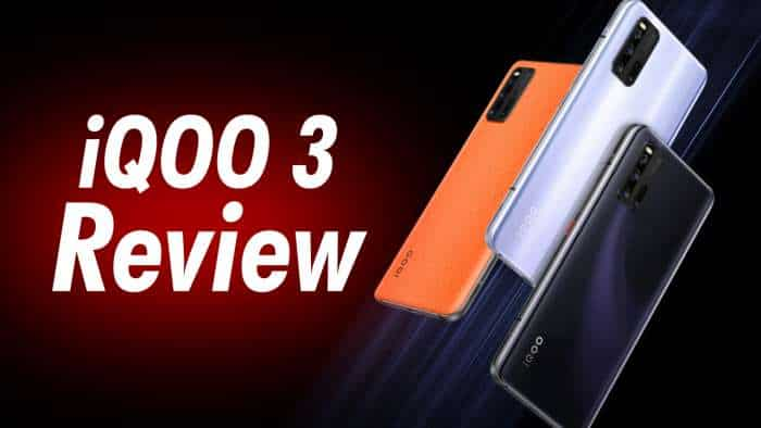 iQOO 3: Review | Buy or Not to Buy | Gaming performance and More | Hindi | Zee Business