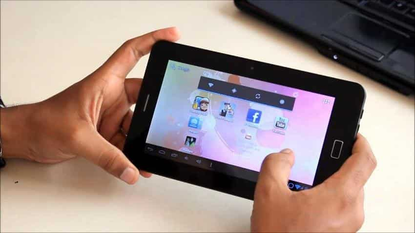India's tablet market contracts in Q4 2015; Datawind leads with 1 in 5 units