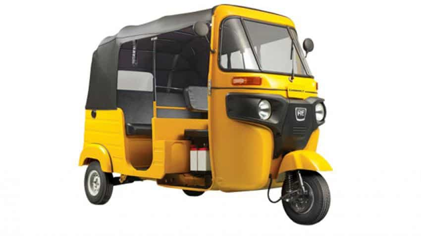 Bajaj Auto targets 17% growth for three-wheelers this fiscal