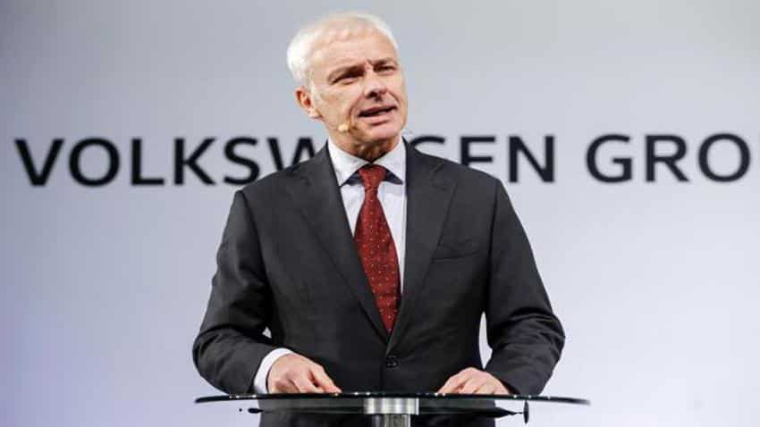 Volkswagen will take $18 billion hit to 2015 results over emissions scandal