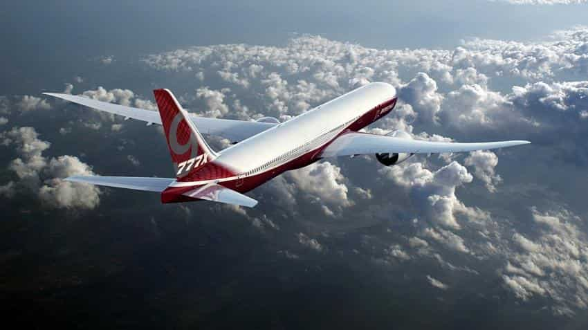 Bharat Forge bags contract for Boeing 777X airplanes; shares up 2%
