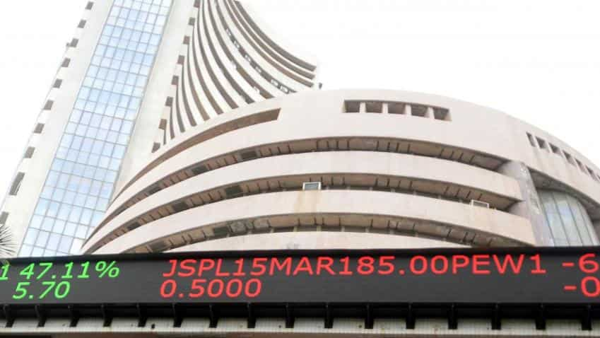 Profit booking, parliament logjam dents equity markets