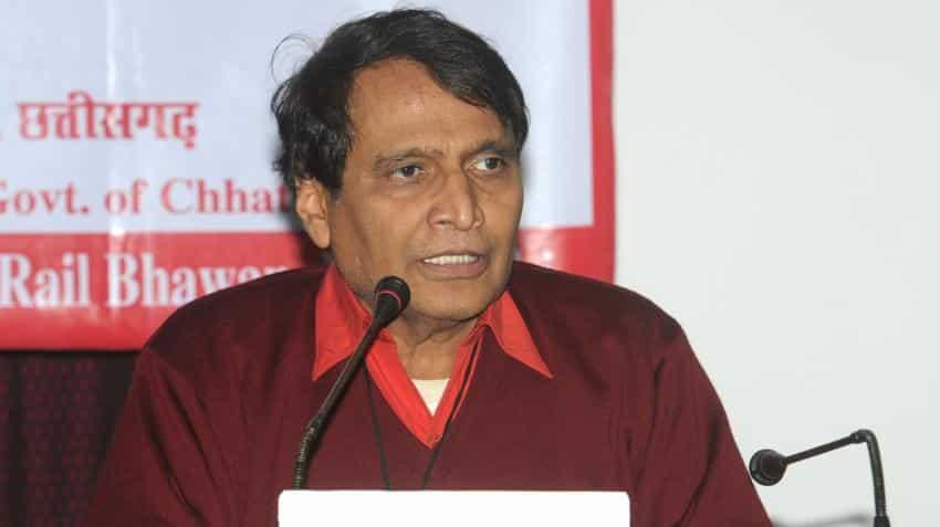 Railways mulling more advertisements, sponsoring uniforms to hike revenue: Suresh Prabhu