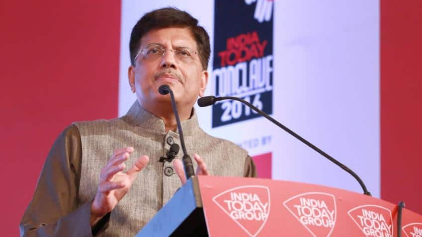 Power shortage lowest ever level of 2.1% in FY16: Piyush Goyal