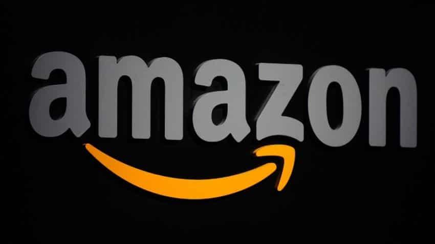 Amazon delivers profit, stock surges 12%