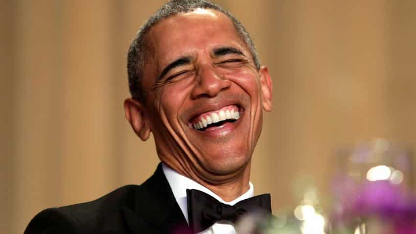White House Correspondents' dinner or Stand up night with President Obama?