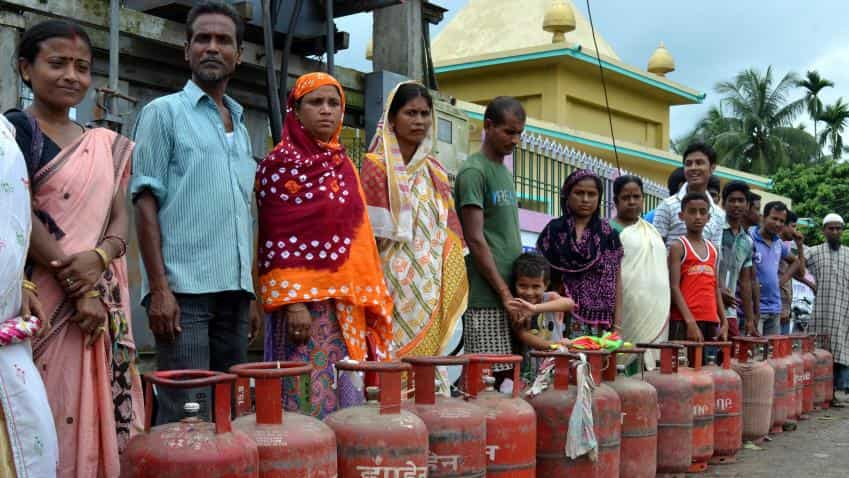 After petrol, diesel non-subsidised LPG, kerosene, ATF prices hiked