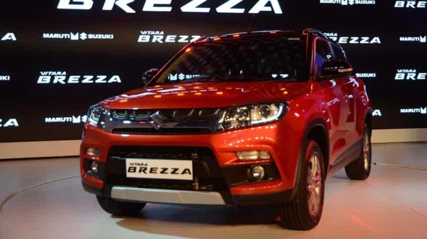 Maruti Suzuki's April sales surge 16%, exports drop
