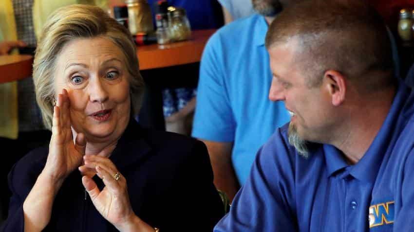 Pak knew about Bin Laden's hideout: Hillary Clinton