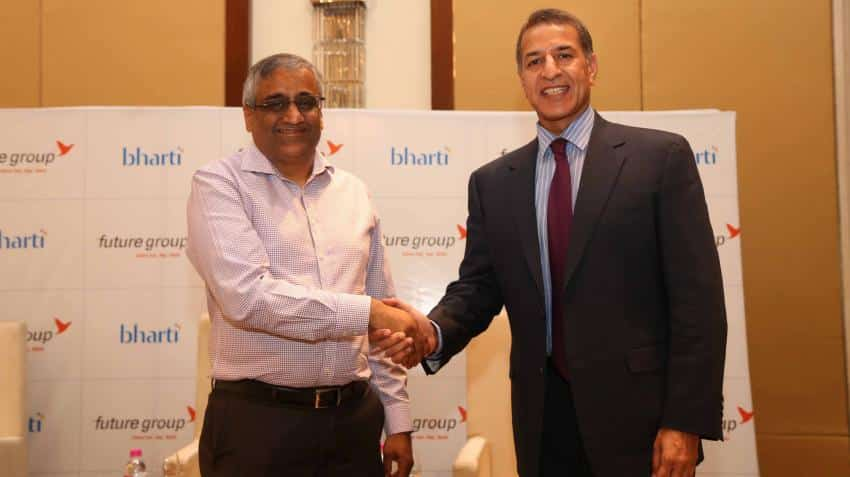 Kishore Biyani resigns from Future Retail, appointed as MD of Bharti Retail