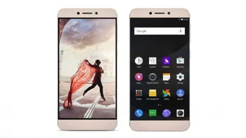 LeEco launches 'Le 1s' at introductory price Rs 9,999
