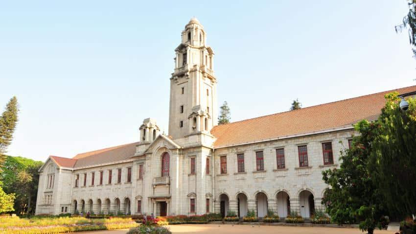 IISc and IIT Mumbai, the only two Indian universities on global top list