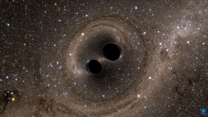 Black hole 660 million times as massive as Sun