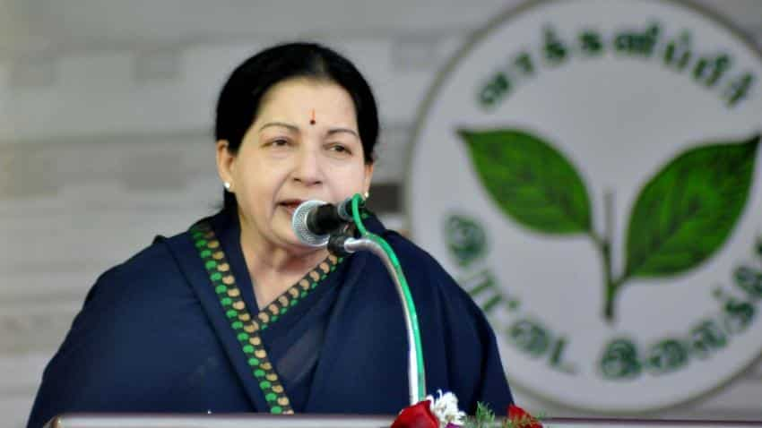 Free laptops, electricity, cellphones, goats: Here are the freebies in Jayalalithaa's manifesto