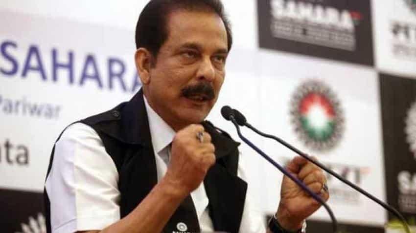 Supreme Court allows 4-week parole to Subrata Roy