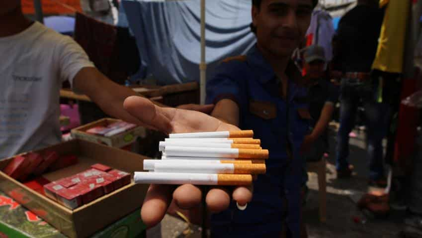 ITC resumes cigarette production after being shut for 3 days