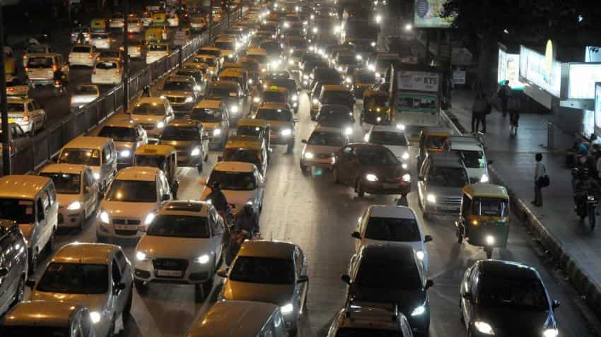 TERI recommends London-style congestion tax to ease Delhi's traffic and pollution woes