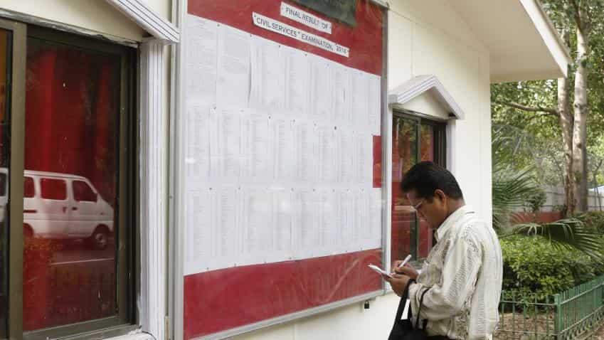 Delhi woman tops civil services exam; Jammu and Kashmir boy gets second rank