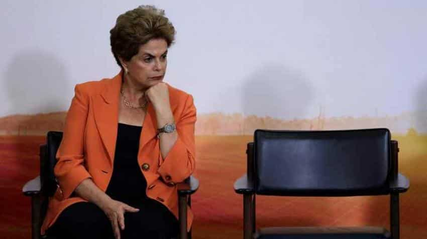 Brazil's Rousseff makes final survival bid as Senate poised to oust her