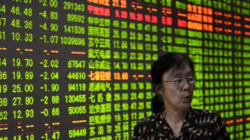 China stocks rebound on consumer, healthcare sector; Hong Kong eases