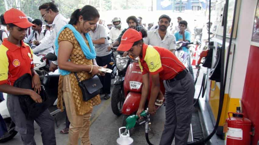 India's petroleum consumption growth at record high