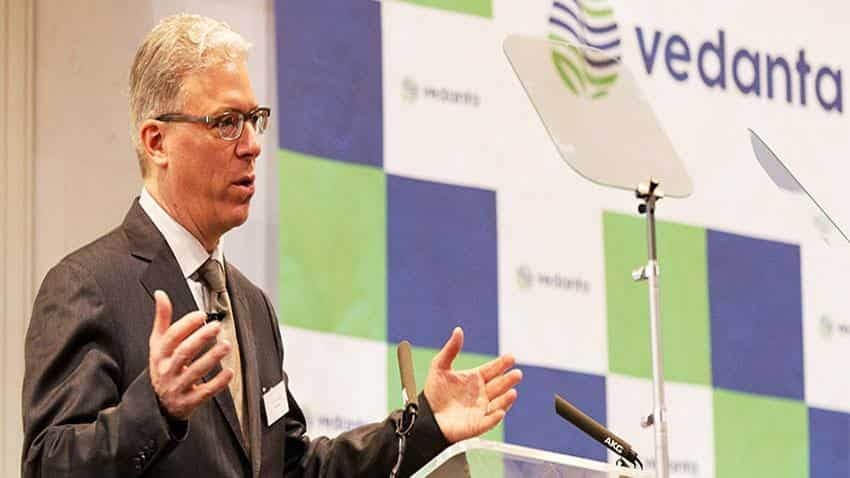 Vedanta Resources full-year core profit declines nearly 38%