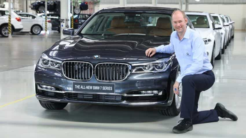 All-new 7 Series is 50,000th car from BMW's Chennai plant